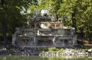 Fontaine du Trianon - Giuliano Mozzani