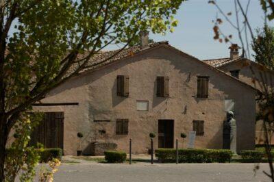 Roncole Verdi Giuseppe Verdi maison natale