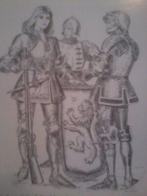 [cml_media_alt id='2785']Donella Rossi, fille de Pier Maria de' Rossi e femme de Giberto III Sanvitale, se prépare à défendre la forteresse de l'attaque des troupes guidées par son cousin Amuratte Torelli[/cml_media_alt]
