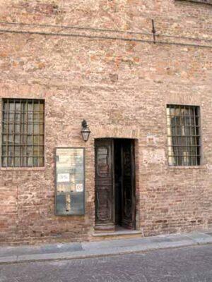 ingresso antica spezieria