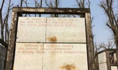 monument en honneur de ceux qui sont morts