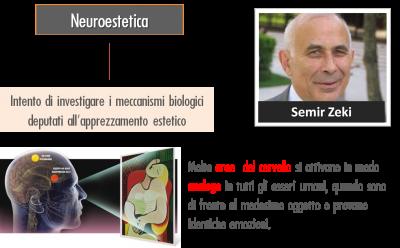 Neuroestetica infografica