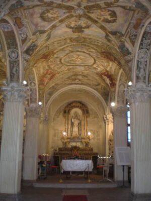 Oratoire de Sant'Ilario