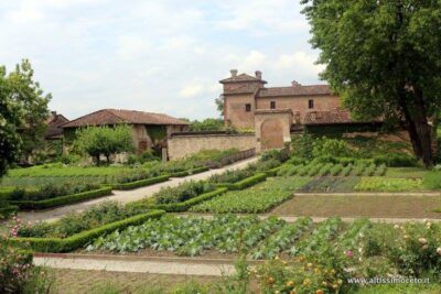 Orto Massimo Spigaroli Antica Villa Pallavicina Relais