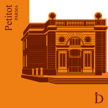 Scorci di Parma - Petitot