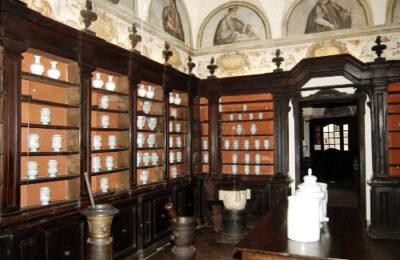 Sala dei Mortai Spezieria San Giovanni