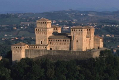 Le château de Torrechiara